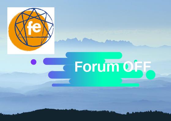 Le Forum OFF, c'est quoi?